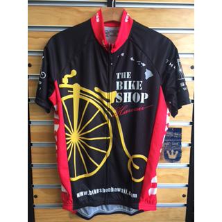 The Bike Shop JER TBS BIKE C-CUT BLACK SIZE BLK/RED
