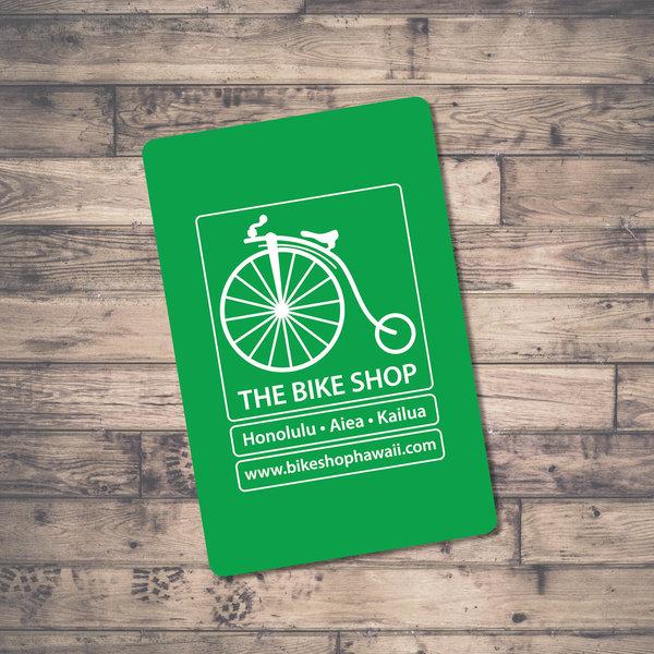 The Bike Shop Gift Card
