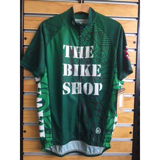 The Bike Shop JER TRIBAL C-CUT SIZE TBS GREEN