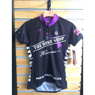 The Bike Shop JER WMN PUR ISLAND SIZE BLK/PUR