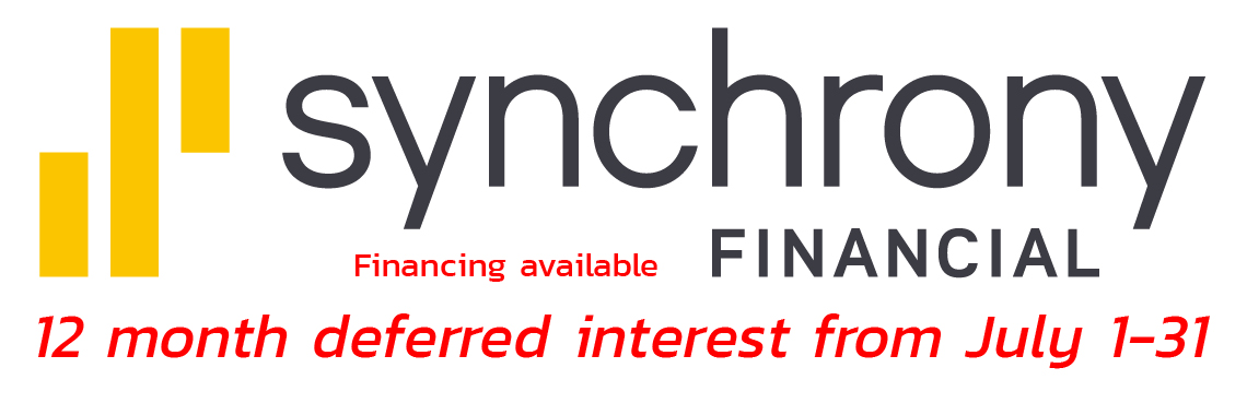 Finance your new bike with Synchrony Financing