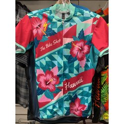 The Bike Shop TBS SS JER WMN TEAL HIBISCUS RBX SPORT