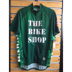 The Bike Shop JER TRIBAL C-CUT SIZE TBS GREEN