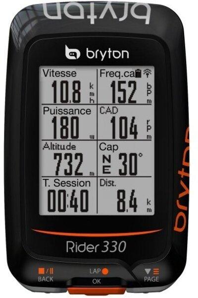 Bryton RIDER 330T