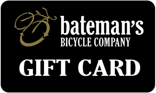 Bateman's Gift Card - Free shipping!