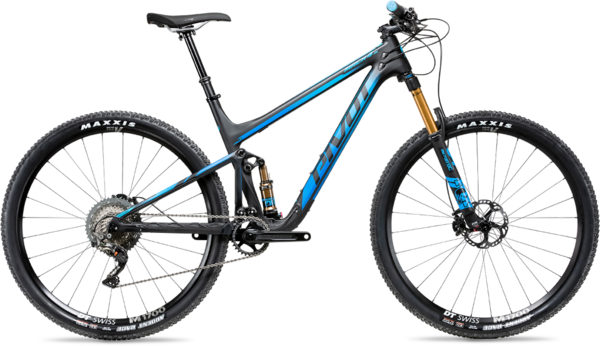 Pivot Cycles MACH 4 SL (Pro XT/XTR 120mm w/Alloy Wheels)