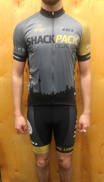 Bateman's Shack Pack Cycling Club Bibshort