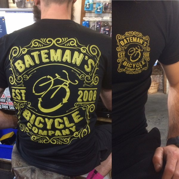 Bateman's 2018 Commemorative T-Shirt