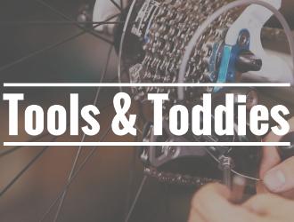 Bateman's Tools and Toddies - Bicycle Maintenance Workshop