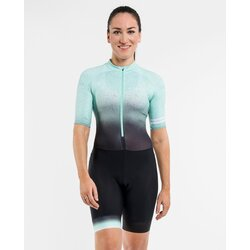 Peppermint Cycling SHORT SLEEVE SKINSUIT