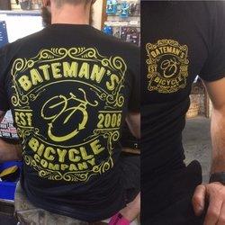 Bateman's 2018 Commemorative T-Shirt