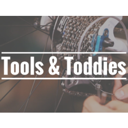 Bateman's Tools and Toddies - Bicycle Maintenance Workshop
