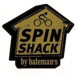 Bateman's Spin Bike Storage