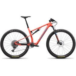 Santa Cruz Blur - Carbon CC X01 AXS TR 29er Reserve Wheels