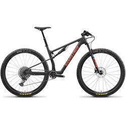 Santa Cruz Blur - Carbon CC X01 AXS 29er Reserve Wheels