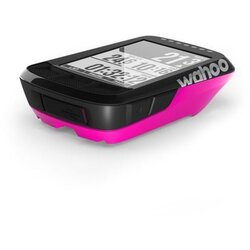 Wahoo Elemnt Bolt GPS Bike Computer, Limited Edition Color - PINK
