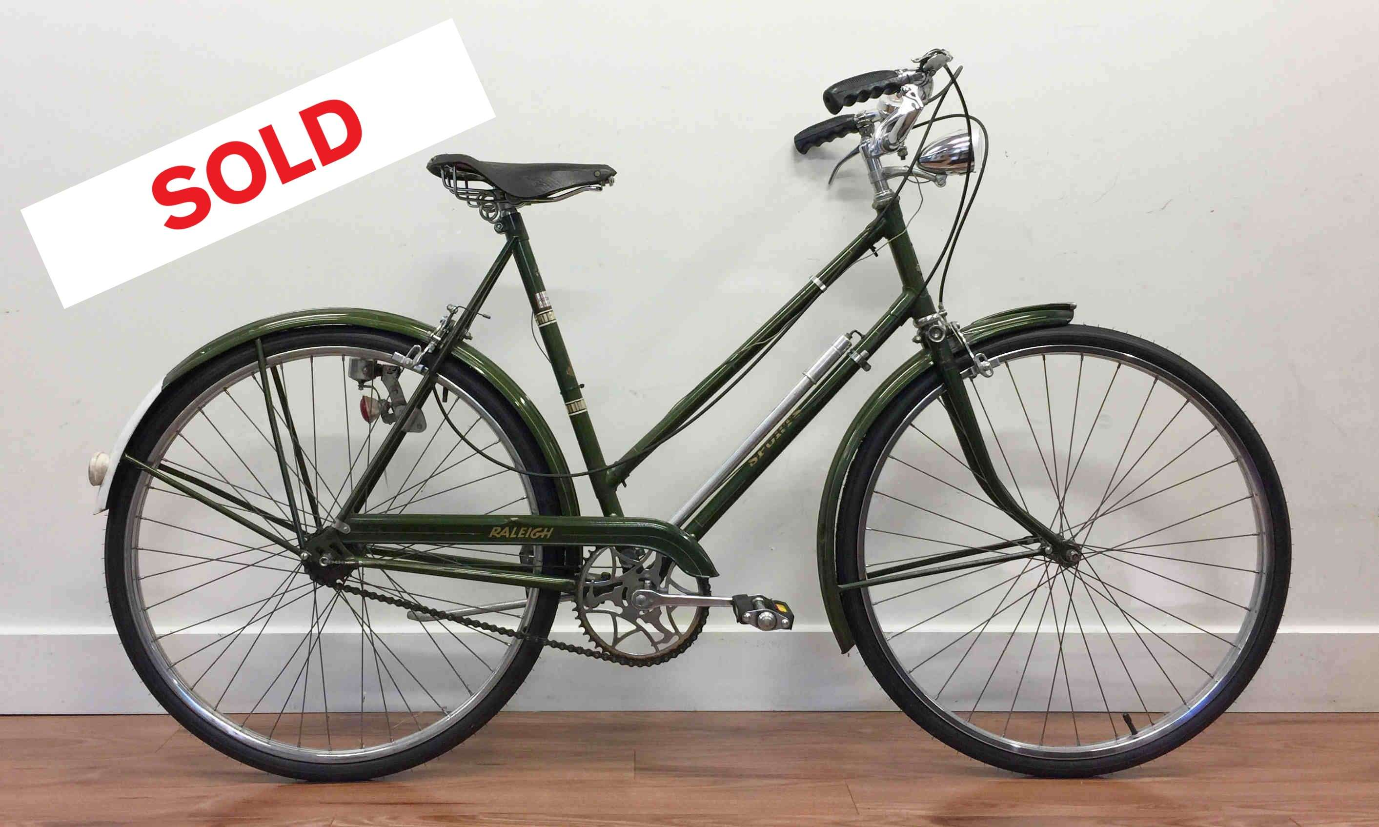 Previously Sold Bicycles