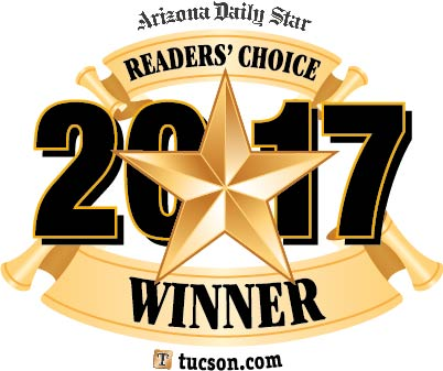 Arizona Daily Star 2017 - Reader's Choice Winner