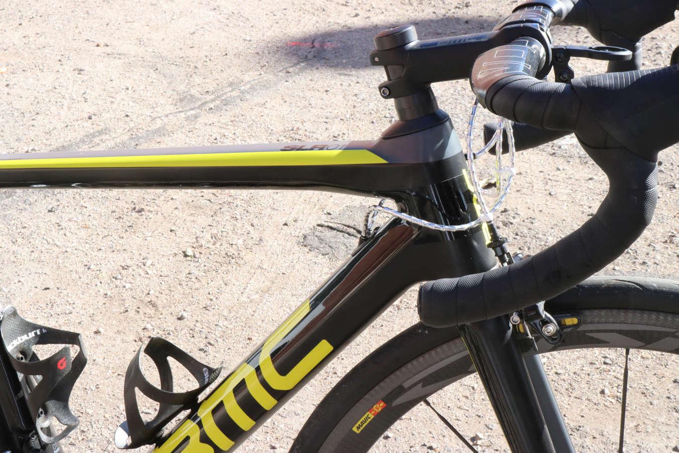 BMC SLR01 front end