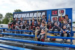 CBBMX racing team washington