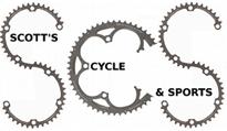 Scott's Cycle & Sports logo