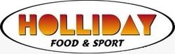 Holliday Food and Sport Logo