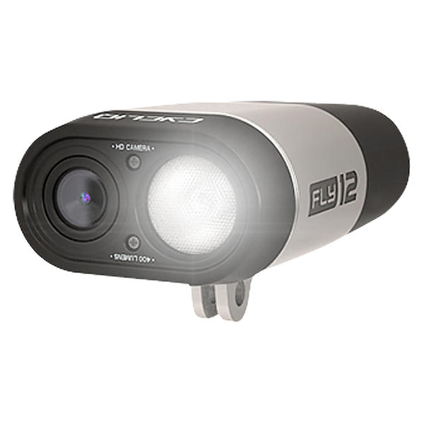 Cycliq Fly12 Headlight with camera