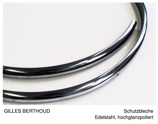 Berthoud Stainless Steel Fenders