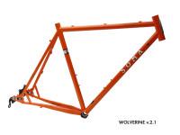 Soma Wolverine v2.0 frame 56cm orange