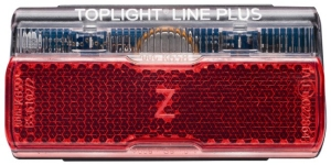 Busch & Mueller Toplight Line Plus with Brake Tec dynamo tail light