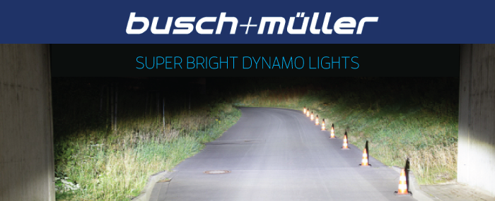 Busch & Muller Dynamo Lights