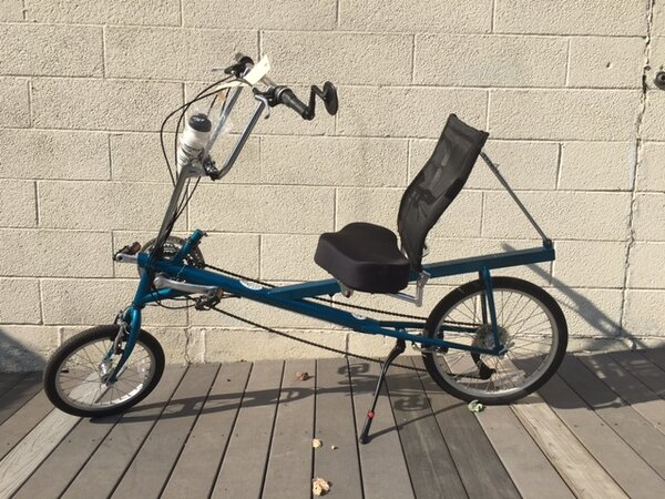 Bloomfield Bike Preowned Cycle Genius Recumbent