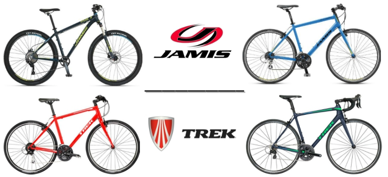 Jamis Trek Bikes Connecticut 06002