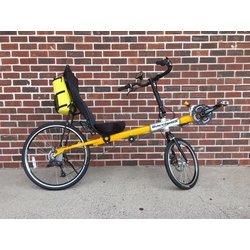 Recumbent - Bloomfield Bicycle Shop Bike Cellar Simsbury CT