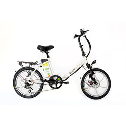 Greenbike Low Step City Premium
