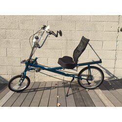 Bloomfield Bike Preowned Cycle Genius Recumbent