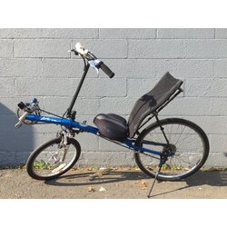 Bloomfield Bike Preowned Vision Recumbent