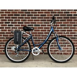 eZip Preowned Trail Z Commuter Low Step with 2 Batteries!