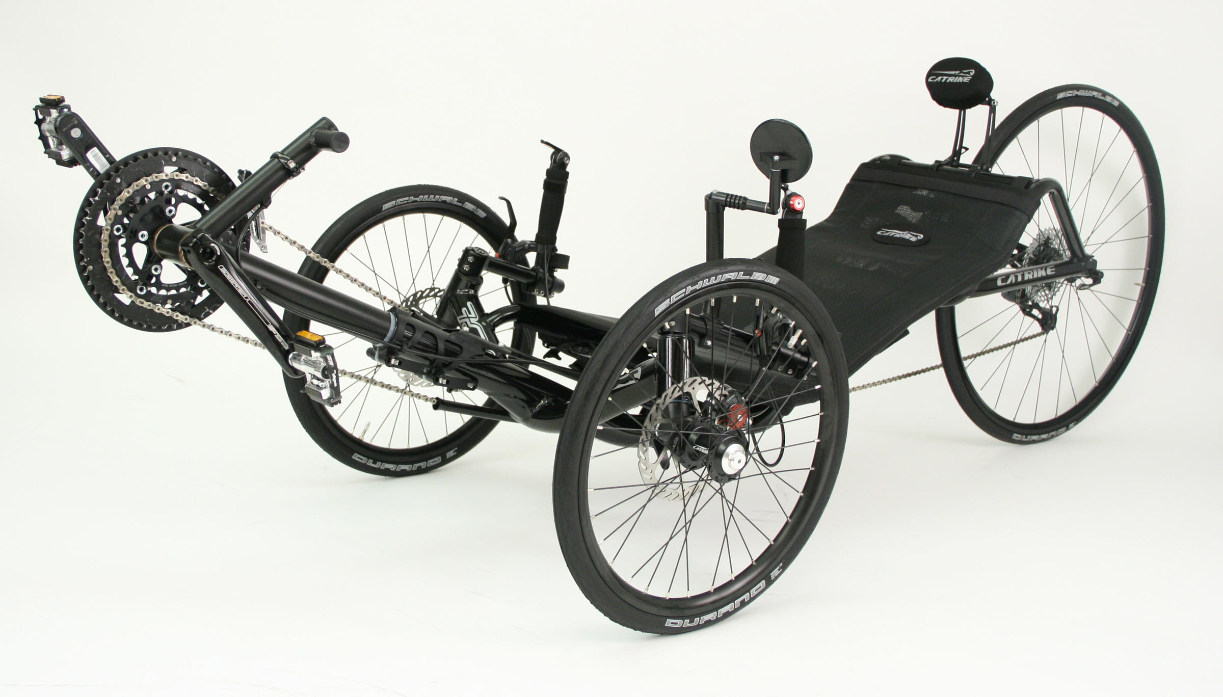 Catrike 700 Recumbent Trike - Bloomfield Bicycle Shop Bike Cellar