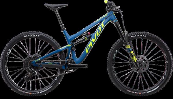 Pivot Cycles Firebird Race XO1