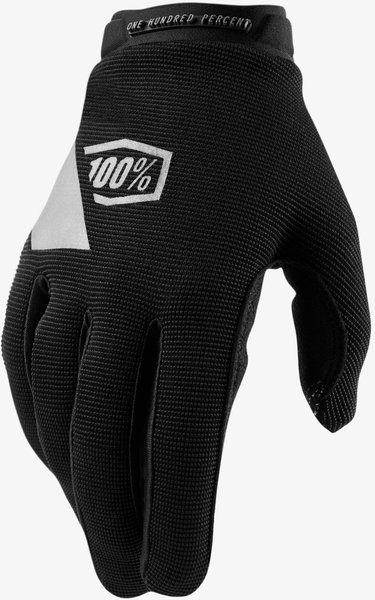 100% RideCamp Women's Glove Color: Black