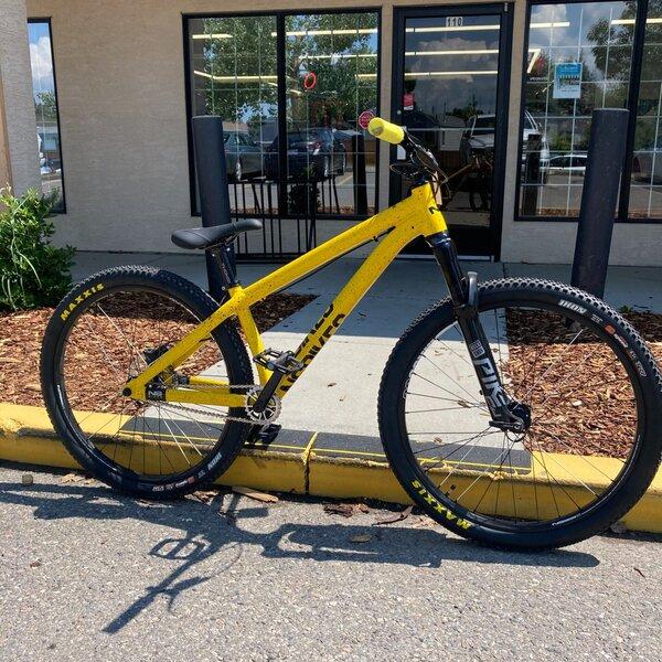 NS Bikes Decade Complete - Custom Build