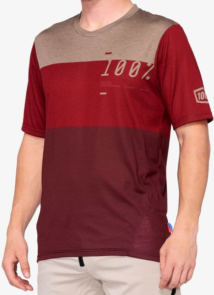 100% Airmatic SS Jersey
