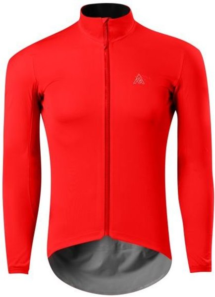 7mesh Corsa Softshell Jersey - Men's Color: Fiery Red
