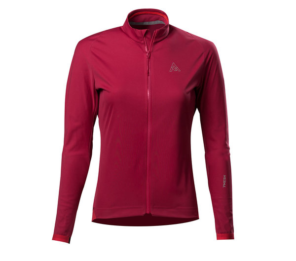 7mesh Synergy Jersey Long Sleeve - Women's Color: Plum