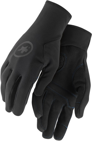 Assos Winter Gloves Color: Black