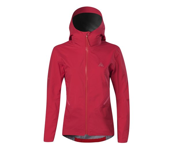 7mesh Guardian Jacket - Women's Color: Hot Coral