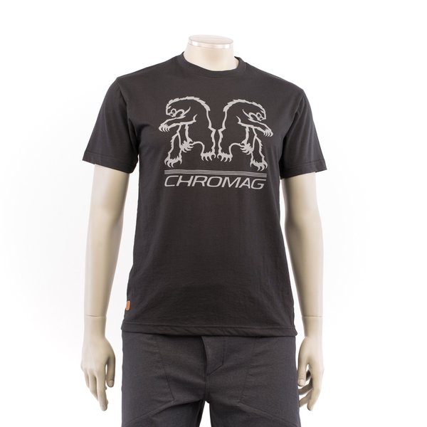 Chromag Reflect Tee Color: Black