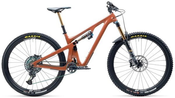 Yeti Cycles SB130 C-Series C2 Color: Brick