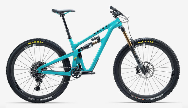 Yeti Cycles SB150 SRAM XO1 Eagle